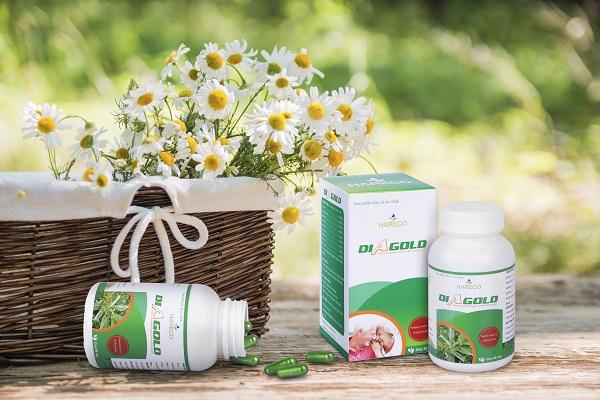 diagold hỗ trợ ngăn ngừa biến chứng tiểu đường ảnh 1