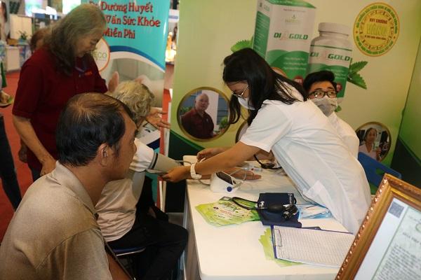 hareco đồng hành cùng ngày hội chăm sóc sức khỏe cộng đồng pha no care day
