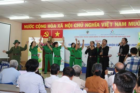 hareco chăm sóc sức khỏe người cao tuổi quận Gò Vấp